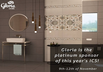Gloria is the Platinum Sponsor of ICS 2016